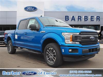 2020 F-150 SuperCrew Cab 4x4, Pickup #10528T - photo 1