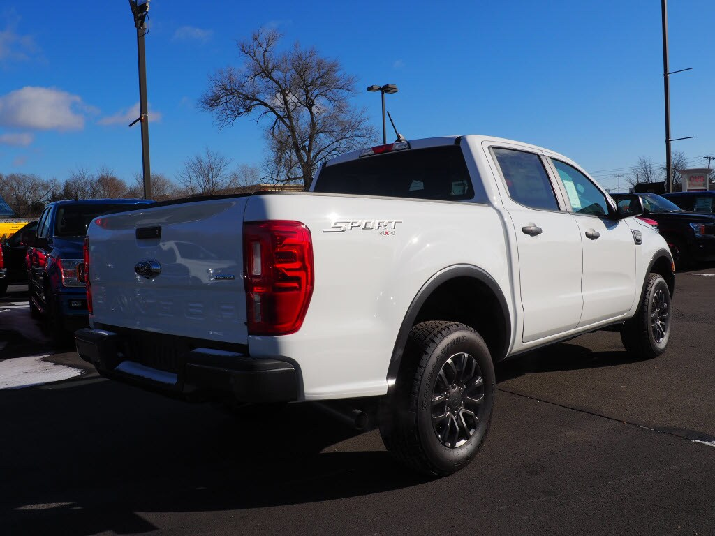 2019 Ranger SuperCrew Cab 4x4, Pickup #10532T - photo 2