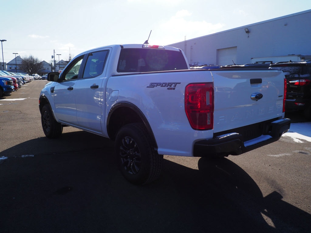 2019 Ranger SuperCrew Cab 4x4, Pickup #10532T - photo 5