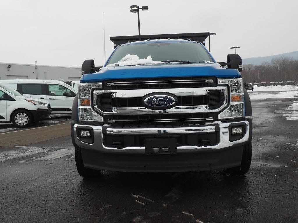 2020 Ford F-550 Crew Cab DRW 4x4, Switch N Go Drop Box Hooklift Body #10543T - photo 3