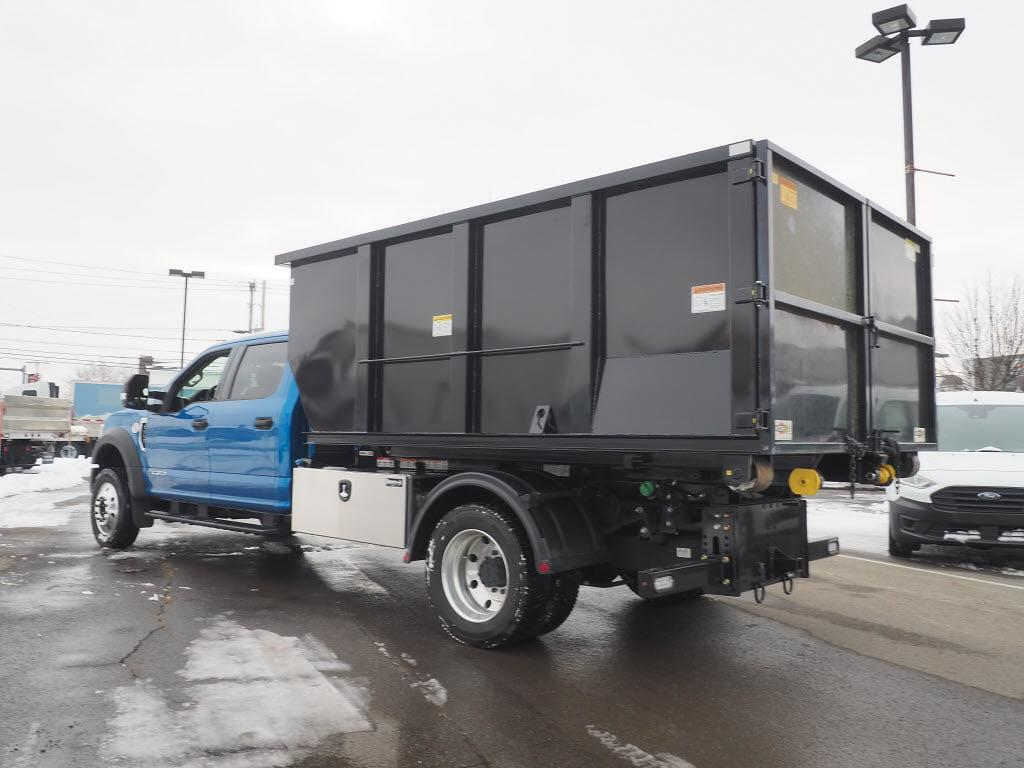 2020 Ford F-550 Crew Cab DRW 4x4, Switch N Go Drop Box Hooklift Body #10543T - photo 6