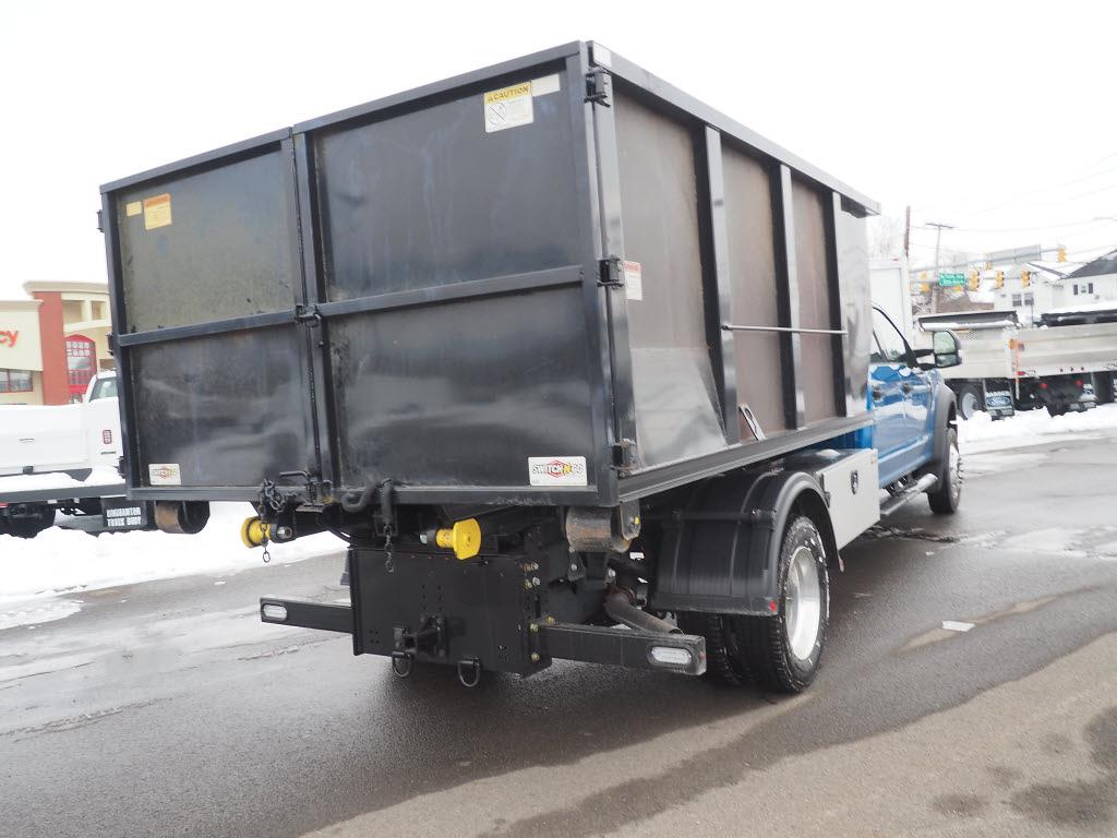 2020 Ford F-550 Crew Cab DRW 4x4, Switch N Go Hooklift Body #10543T - photo 1
