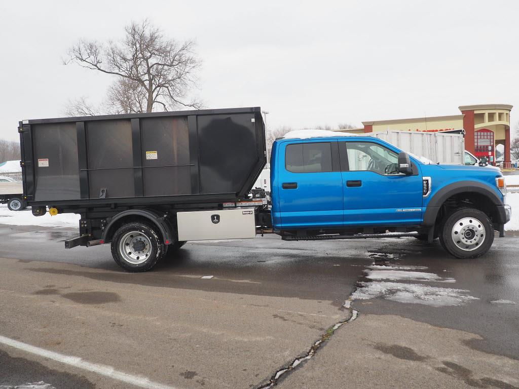 2020 Ford F-550 Crew Cab DRW 4x4, Switch N Go Drop Box Hooklift Body #10543T - photo 8