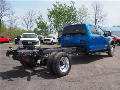 2020 Ford F-550 Crew Cab DRW 4x4, Cab Chassis #10543T - photo 2
