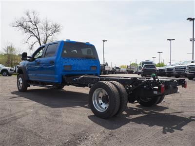 2020 Ford F-550 Crew Cab DRW 4x4, Cab Chassis #10543T - photo 5