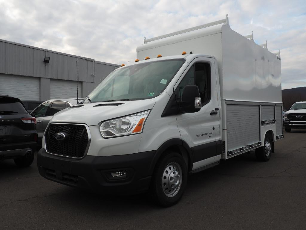 2020 Ford Transit 350 AWD, Service Body #10570T - photo 5