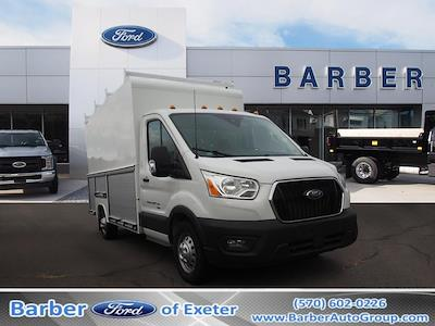 2020 Ford Transit 350 AWD, Service Body #10570T - photo 1