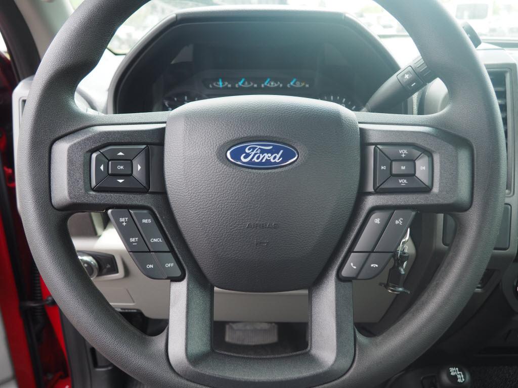 2019 Ford F-550 Regular Cab DRW 4x4, Switch N Go Hooklift Body #10579T - photo 8