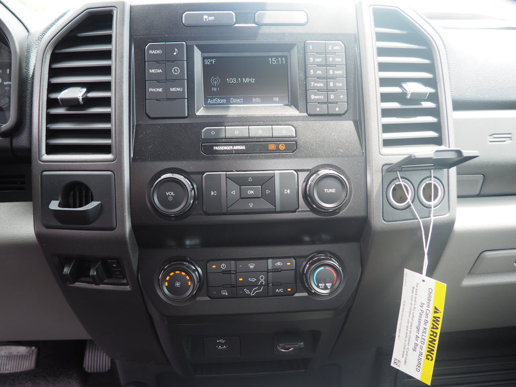 2019 Ford F-550 Regular Cab DRW 4x4, Switch N Go Hooklift Body #10579T - photo 9