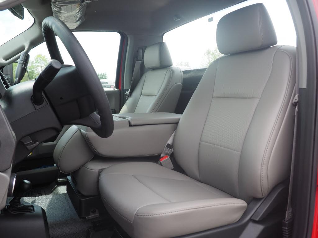 2019 Ford F-550 Regular Cab DRW 4x4, Switch N Go Hooklift Body #10579T - photo 7
