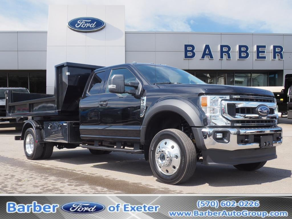 2020 Ford F-550 Super Cab DRW 4x4, Switch N Go Dump Body #10587T - photo 1