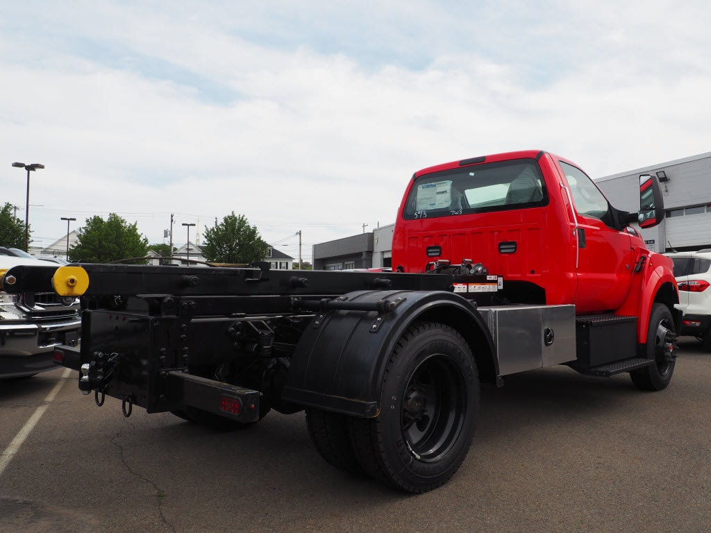 2021 Ford F-750 Regular Cab DRW RWD, Roll-Off Body #10592T - photo 1