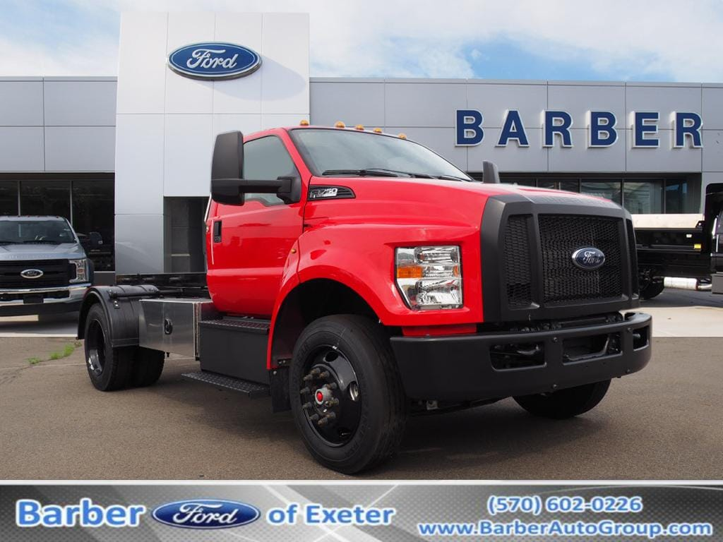 2021 Ford F-750 Regular Cab DRW 4x2, Switch N Go Hooklift Body #10592T - photo 1
