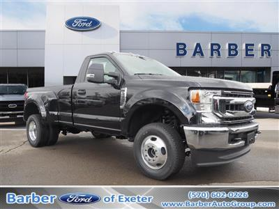 2020 F-350 Regular Cab DRW 4x4, Pickup #10607T - photo 1
