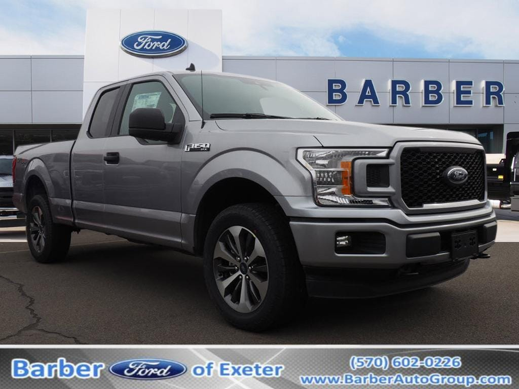 2020 F-150 Super Cab 4x4, Pickup #10610T - photo 1