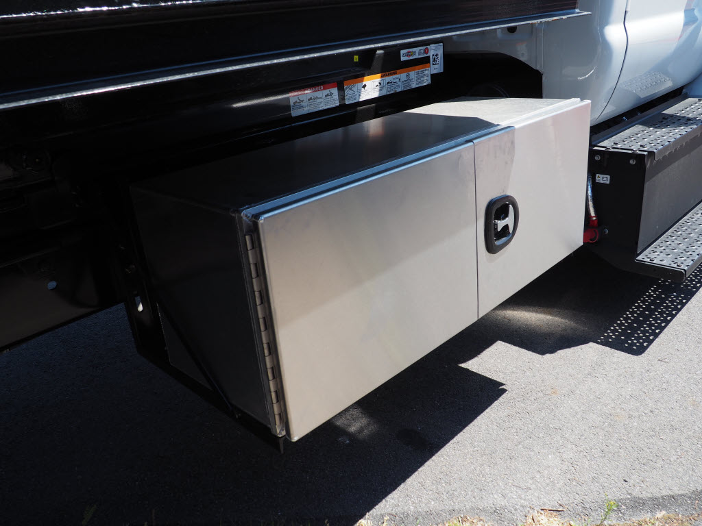 2021 Ford F-650 Regular Cab DRW 4x2, Switch N Go 13' System with Drop Box and Flat Bed Available! #10613T - photo 8