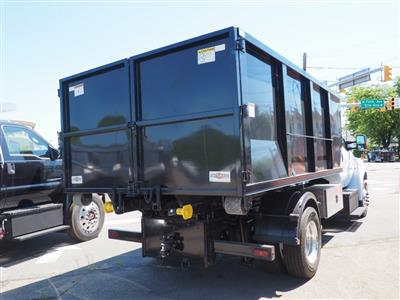 2021 Ford F-650 Regular Cab DRW 4x2, Switch N Go 13' System with Drop Box and Flat Bed Available! #10613T - photo 2