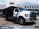 2021 Ford F-650 Regular Cab DRW 4x2, Switch N Go 13' System with Drop Box and Flat Bed Available! #10613T - photo 1