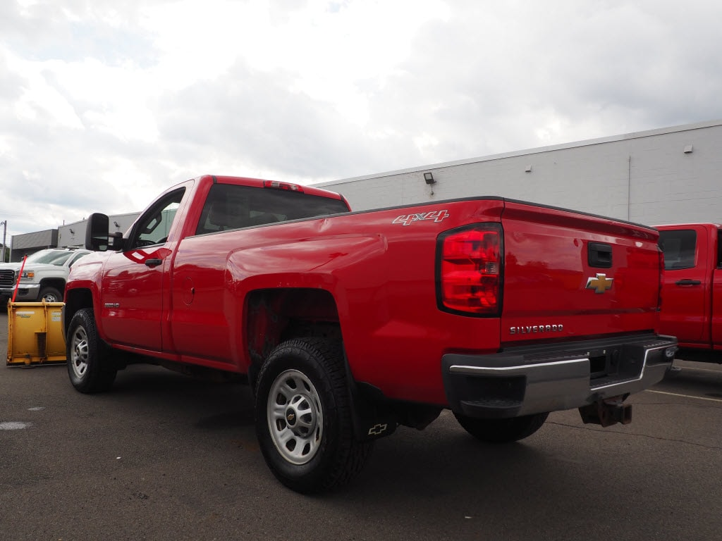 2015 Chevrolet Silverado 3500 Regular Cab 4x4, Pickup #10626A - photo 5