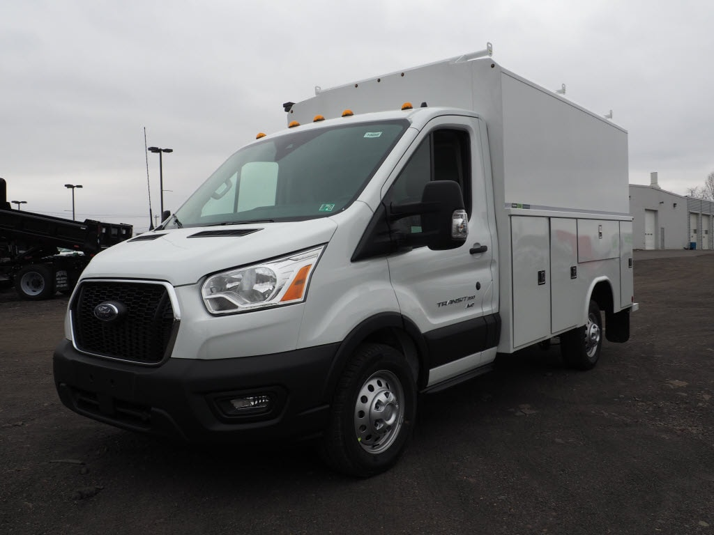 2020 Transit 350 AWD, Reading Aluminum CSV Service Utility Van #10659T - photo 3