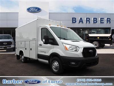 2020 Transit 350 AWD, Reading Aluminum CSV Service Utility Van #10659T - photo 1
