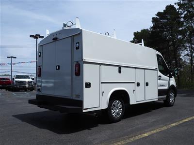 2020 Ford Transit 350 AWD, Reading Aluminum CSV Service Utility Van #10660T - photo 2