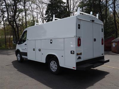 2020 Ford Transit 350 AWD, Reading Aluminum CSV Service Utility Van #10660T - photo 6