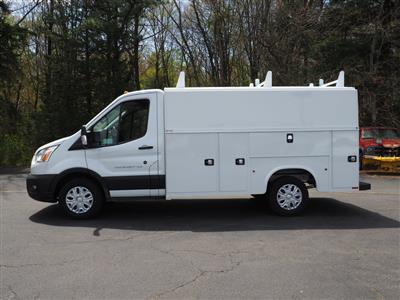 2020 Ford Transit 350 AWD, Reading Aluminum CSV Service Utility Van #10660T - photo 7