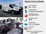 2020 Ford Transit 350 AWD, Reading Aluminum CSV Service Utility Van #10660T - photo 17