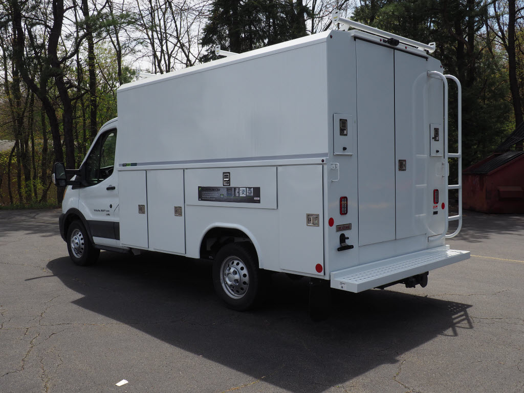 2020 Ford Transit 350 4x2, Knapheide KUV Service Utility Van #10672T - photo 6