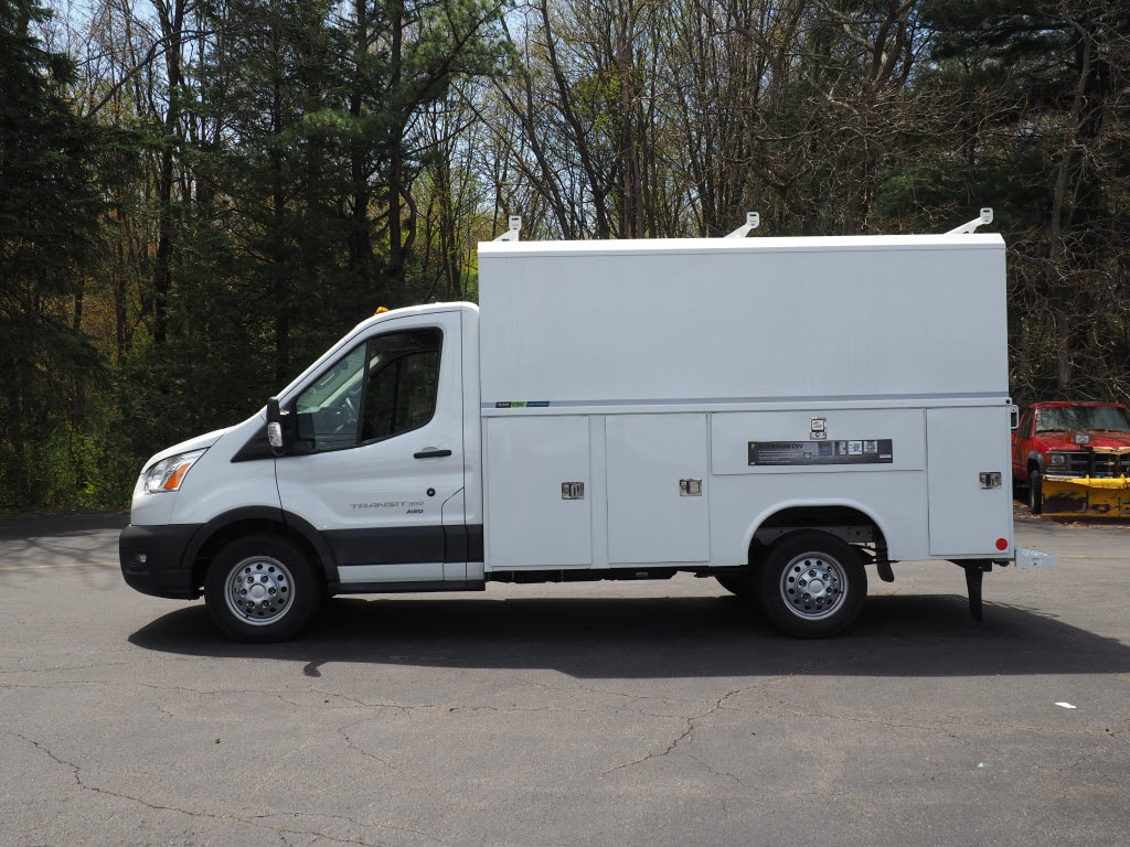 2020 Ford Transit 350 4x2, Knapheide KUV Service Utility Van #10672T - photo 7
