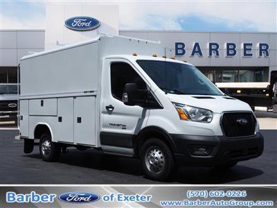 2020 Ford Transit 350 4x2, Knapheide KUV Service Utility Van #10672T - photo 1
