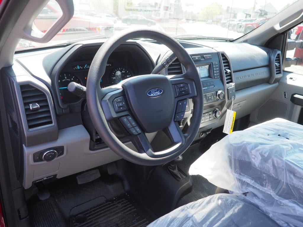 2020 Ford F-350 Regular Cab DRW 4x4, Duramag Dump Body Roll-Off Body #10683T - photo 12