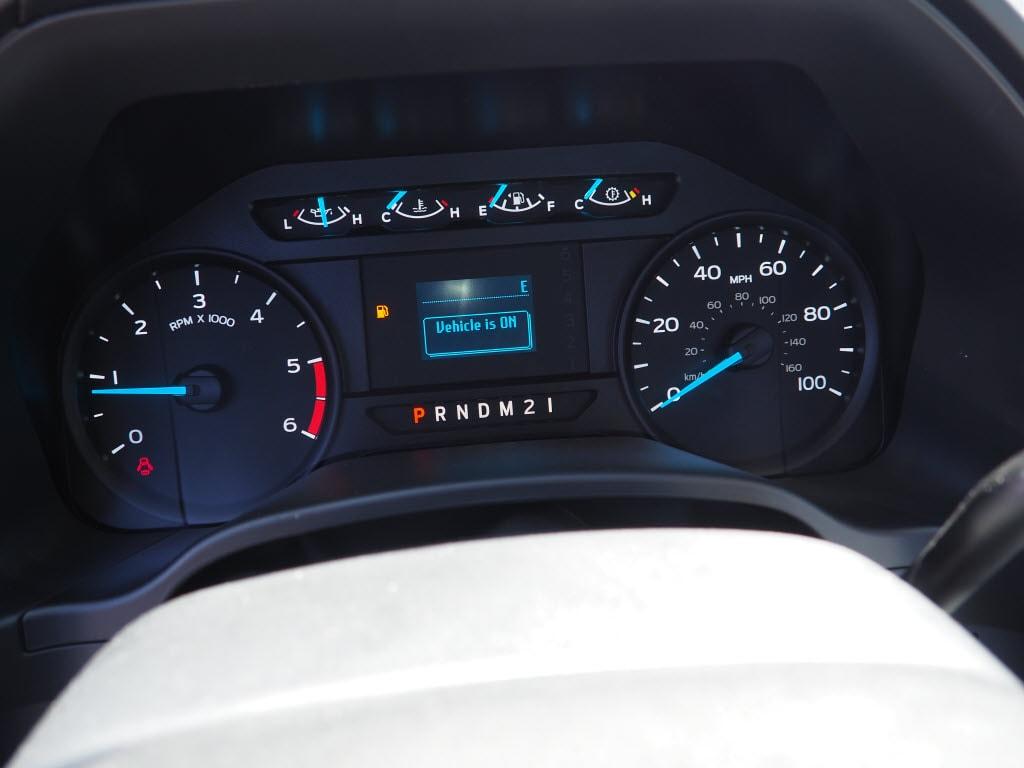 2020 Ford F-350 Regular Cab DRW 4x4, Duramag Dump Body Roll-Off Body #10683T - photo 13