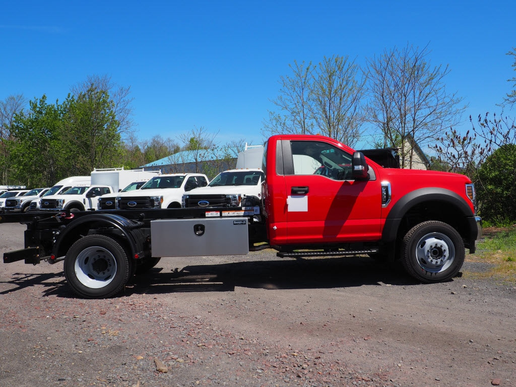 2020 Ford F-350 Regular Cab DRW 4x4, Duramag Dump Body Roll-Off Body #10683T - photo 6