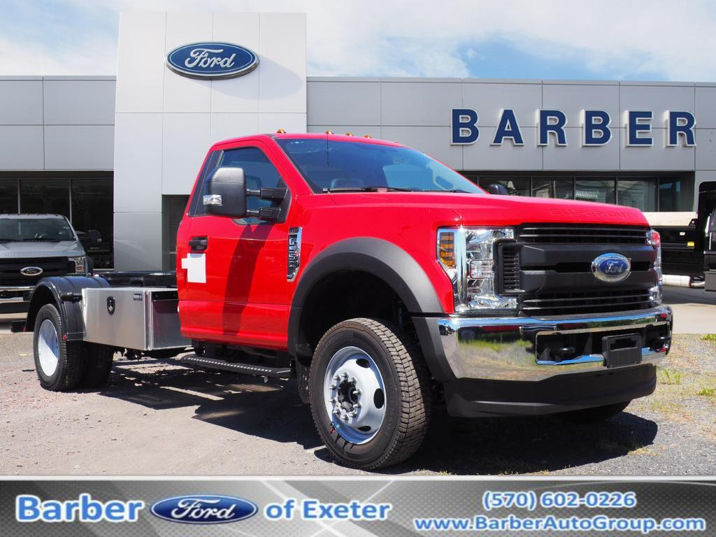 2020 Ford F-350 Regular Cab DRW 4x4, Duramag Roll-Off Body #10683T - photo 1