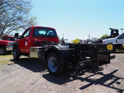 2020 Ford F-350 Regular Cab DRW 4x4, Duramag Dump Body Roll-Off Body #10683T - photo 11