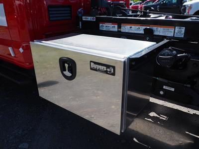 2020 Ford F-350 Regular Cab DRW 4x4, Duramag Dump Body Roll-Off Body #10683T - photo 9