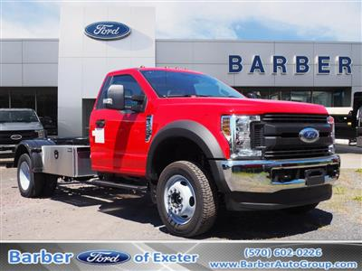 2020 Ford F-350 Regular Cab DRW 4x4, Duramag Dump Body Roll-Off Body #10683T - photo 1