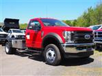 2020 Ford F-350 Regular Cab DRW 4x4, Duramag Dump Body Roll-Off Body #10683T - photo 15