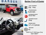 2020 Ford F-350 Regular Cab DRW 4x4, Duramag Dump Body Roll-Off Body #10683T - photo 4