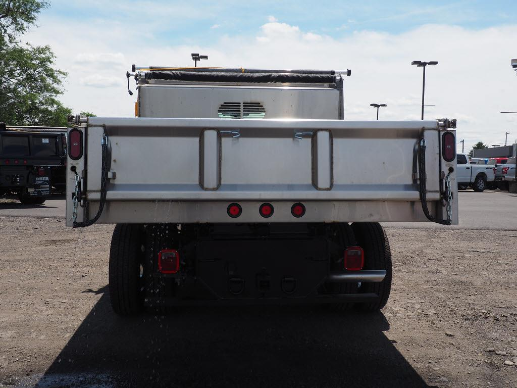 2020 Ford F-350 Regular Cab DRW 4x4, Rugby Eliminator LP Stainless Steel Dump Body #10685T - photo 4