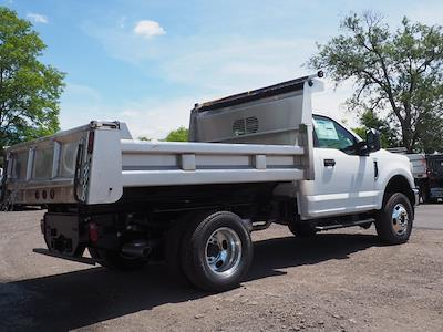 2020 Ford F-350 Regular Cab DRW 4x4, Rugby Eliminator LP Stainless Steel Dump Body #10685T - photo 2