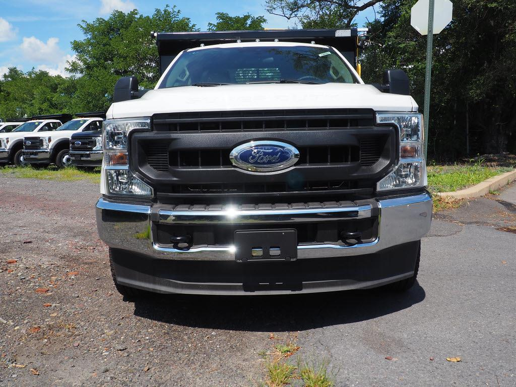 2020 Ford F-350 Regular Cab DRW 4x4, Rugby Eliminator LP Steel Dump Body #10691T - photo 5
