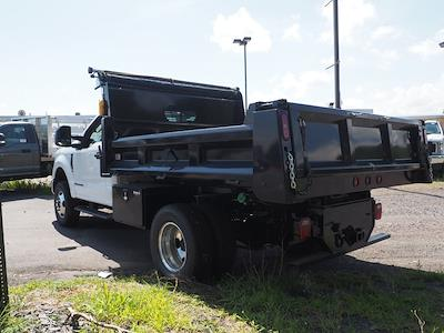 2020 Ford F-350 Regular Cab DRW 4x4, Rugby Dump Body #10691T - photo 4