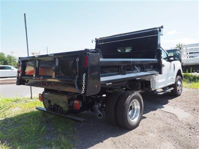 2020 Ford F-350 Regular Cab DRW 4x4, Rugby Dump Body #10691T - photo 2