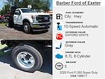 2020 Ford F-350 Regular Cab DRW 4x4, Rugby Eliminator LP Steel Dump Body #10691T - photo 6