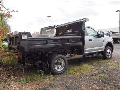 2020 Ford F-350 Regular Cab DRW 4x4, Rugby Eliminator LP Steel Dump Body #10692T - photo 2