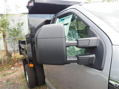 2020 Ford F-350 Regular Cab DRW 4x4, Rugby Eliminator LP Steel Dump Body #10692T - photo 15