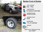 2020 Ford F-350 Regular Cab DRW 4x4, Rugby Dump Body #10692T - photo 4